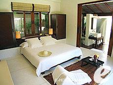 サムイ島 チョンモーンビーチのホテル : サラ サムイ チョンモンビーチ リゾート(1)のお部屋「サラ プール ヴィラ」