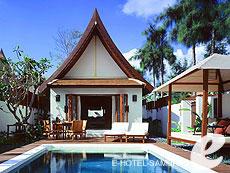 サムイ島 フィットネスありのホテル : サラ サムイ チョンモンビーチ リゾート(1)のお部屋「1ベットルーム プールヴィラ スイート」