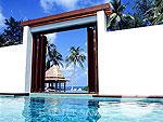 サムイ島 フィットネスありのホテル : サラ サムイ チョンモンビーチ リゾート(SALA Samui Choengmon Beach Resort)の2ベッドルーム プレジデンシャル スイートルームの設備 Private Pool
