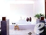 サムイ島 フィットネスありのホテル : サラ サムイ チョンモンビーチ リゾート(SALA Samui Choengmon Beach Resort)の2ベッドルーム プレジデンシャル スイートルームの設備 Bath Room