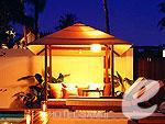 サムイ島 フィットネスありのホテル : サラ サムイ チョンモンビーチ リゾート(SALA Samui Choengmon Beach Resort)の2ベッドルーム プレジデンシャル スイートルームの設備 Terrace
