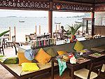 Restaurant : Samed Club Resort, Beach Front, Phuket