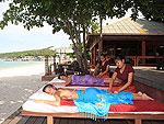 Massage : Samed Club Resort, Beach Front, Phuket