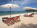 Beach : Samed Club Resort, Koh Samet, Phuket