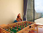 プーケット その他・離島のホテル : ヴィラ ヴィマン(Villa Viman)の6ベッドルームルームの設備 Game Room