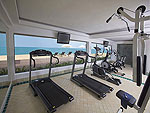 Fitness : Samui Buri Beach Resort, Maenam Beach, Phuket
