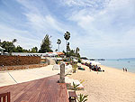 Beach : Samui Buri Beach Resort, Maenam Beach, Phuket