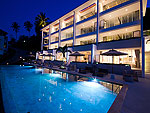 Swimming Pool : Samui Code Hotel, with Spa, Phuket
