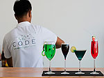 Bar : Samui Code Hotel, Ocean View Room, Phuket