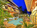 Swimming Pool : Samui First House Hotel, Chaweng Beach, Phuket