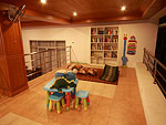 Kids Room : Samui First House Hotel, Family & Group, Phuket