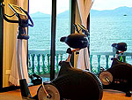 Fitness / Samui Palm Beach Resort, หาดบ่อผุด