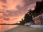 Sunset / Samui Palm Beach Resort, หาดบ่อผุด