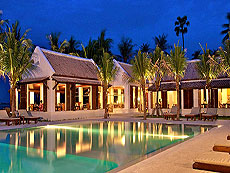 Samui Palm Beach Resort, Beach Front, Phuket