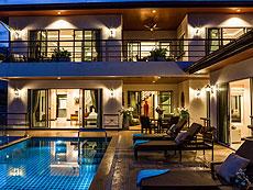 Samui Sunrise Villa, Chaweng Beach, Phuket