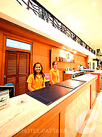 Reception : Sandalay Resort, under USD 50, Phuket
