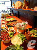 Breakfast Buffet : Sandalay Resort, under USD 50, Phuket