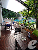 Cafe : Sandalay Resort, Ocean View Room, Phuket