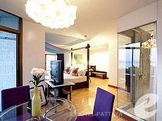 パタヤ ノースパタヤのホテル : サンダレー リゾート(1)のお部屋「デラックス グランド」