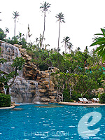 Swiminng Pool : Santhiya Resort & Spa Koh Phangan, Pool Villa, Phuket