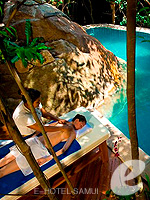 Spa Treatment : Santhiya Resort & Spa Koh Phangan, Pool Villa, Phuket