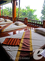 Spa Massage Area : Santhiya Resort & Spa Koh Phangan, Pool Villa, Phuket