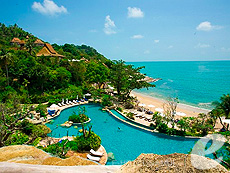 Santhiya Resort & Spa Koh Phangan, Serviced Villa, Phuket