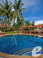 Kid's Pool / Santiburi Samui - The Leading Hotels of the World, สระว่ายน้ำหน้าวิลลา
