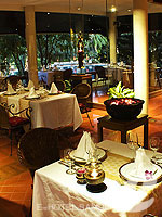 [Sala Thai] : Santiburi Samui - The Leading Hotels of the World, Pool Villa, Phuket