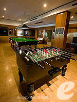 Game Room : Santiburi Samui - The Leading Hotels of the World, Promotion, Phuket