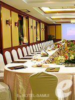 Conference Room : Santiburi Samui - The Leading Hotels of the World, Pool Villa, Phuket