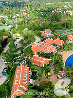 Resort View : Santiburi Samui - The Leading Hotels of the World, Pool Villa, Phuket