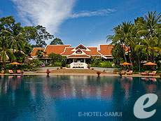 Hotels in Samui / Santiburi Samui - The Leading Hotels of the World