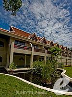 サムイ島 2ベッドルームのホテル : サンティブリ サムイ ザ リーディング ホテルズ オブ ザ ワールド(Santiburi Samui - The Leading Hotels of the World)の1ベッドルーム ディプレックス スイートルームの設備 Exterior