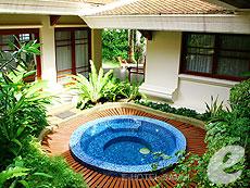 サムイ島 2ベッドルームのホテル : サンティブリ サムイ ザ リーディング ホテルズ オブ ザ ワールド(1)のお部屋「プレジデンタル リトリート ヴィラ 2ベッドルーム ジャグジー」