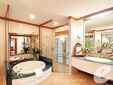 サムイ島 2ベッドルームのホテル : サンティブリ サムイ ザ リーディング ホテルズ オブ ザ ワールド(1)のお部屋「グランド デラックス ガーデン ヴィラ」