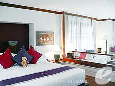 サムイ島 2ベッドルームのホテル : サンティブリ サムイ ザ リーディング ホテルズ オブ ザ ワールド(1)のお部屋「デラックス ガーデン ダハ スーペリア ヴィラ」