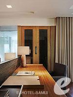 サムイ島 2ベッドルームのホテル : サンティブリ サムイ ザ リーディング ホテルズ オブ ザ ワールド(Santiburi Samui - The Leading Hotels of the World)のデラックス プールヴィラルームの設備 Desk