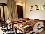Spa : Saree Samui, Serviced Villa, Phuket