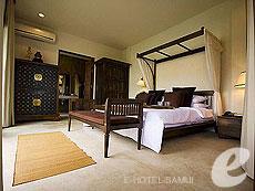 サムイ島 メナムビーチのホテル : サリー サムイ(1)のお部屋「ビーチフロントビラ」