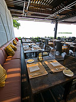 Restaurant : Sareeraya Villas & Suites, USD 200 to 300, Phuket