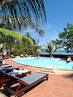 Swimming Pool : Sarikantang Resort & Spa, Beach Front, Phuket