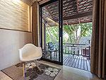 サムイ島 プライベートビーチありのホテル : サリカンタン リゾート & スパ(Sarikantang Resort & Spa)のスタンダードルームの設備 Room View