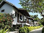 サムイ島 プライベートビーチありのホテル : サリカンタン リゾート & スパ(Sarikantang Resort & Spa)のスタンダードルームの設備 Exterior