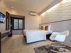サムイ島 プライベートビーチありのホテル : サリカンタン リゾート & スパ(1)のお部屋「スタンダード」