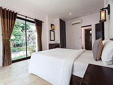 サムイ島 プライベートビーチありのホテル : サリカンタン リゾート & スパ(1)のお部屋「ワンベッドルーム ヴィラ」