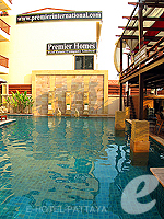 Swimming Pool : Sarita Chalet & Spa, Ocean View Room, Phuket