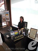 Tour Desk : Sarita Chalet & Spa, Meeting Room, Phuket