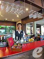 Bar : Sarita Chalet & Spa, Ocean View Room, Phuket