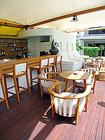 Poolside Bar : Sawaddi Patong Resort, Family & Group, Phuket